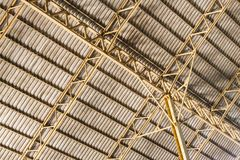 Rooftop structure Stock Photography