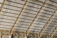 Rooftop structure Stock Image