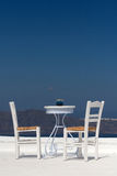 Rooftop Terrace With View Royalty Free Stock Photo
