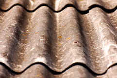 Rooftop texture Royalty Free Stock Photography