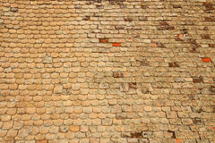 Rooftop tiles Royalty Free Stock Photo