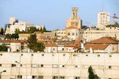 Rooftop view Jerusalem Israel Stock Photos