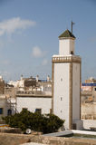 Rooftop view mosque essaouira morocco Stock Image