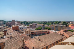 Rooftop view of Rome Stock Photos