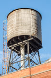 Rooftop Water Tank Royalty Free Stock Image