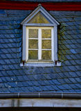 Rooftop window Royalty Free Stock Photos