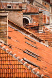 rooftops Foto de Stock Royalty Free