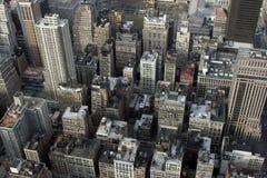 rooftops arkivbilder