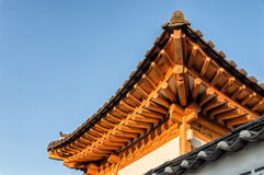 Rooftops of Bukchon Hanok Village