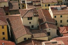 Rooftops of Florence. Italy Royalty Free Stock Image