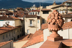 Rooftops of Florence Royalty Free Stock Image