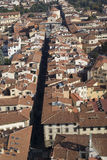 Rooftops of Florence Royalty Free Stock Images