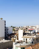 Rooftops of Larnaca Cyprus Stock Image