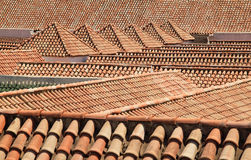 Rooftops, Meknes, Morocco Stock Photography