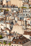 Rooftops of Paris Royalty Free Stock Image