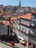 Rooftops Of Porto Royalty Free Stock Images