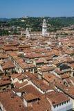 Rooftops, Verona, Italy Royalty Free Stock Image