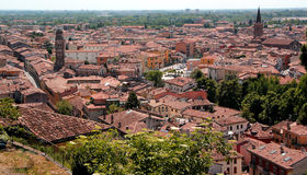 Rooftops of Verona Stock Photography