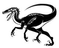 roofvogel vector illustratie