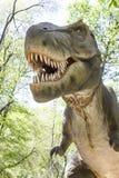 Roofzuchtige dinosaurus stock foto