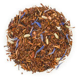Rooibos Bluberry Organic tea Stock Photos