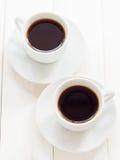 Rooibos czerwona kawa espresso od Południowa Afryka Obrazy Royalty Free