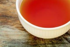 Rooibos röd tea arkivbild