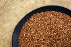 Rooibos röd tea royaltyfri bild