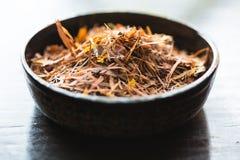 Rooibos tea Royaltyfri Foto