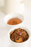 Rooibos tea-red tea Stock Photo