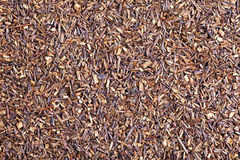 Rooibos Tea Texture. Red Rooibos tea food texture or background Royalty Free Stock Image