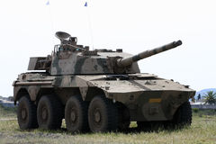 Rooikat Armoured Fighting Vehicle royalty free stock photography