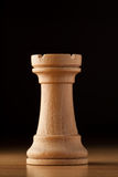 Rook chess Royalty Free Stock Image