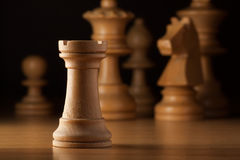 Rook chess Stock Image