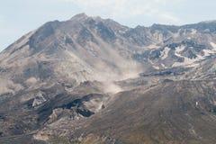 Rook van Canion op Onderstel Heilige Helens Stock Fotografie