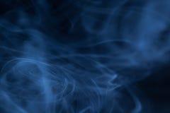 Rook verlichte lichtstraal royalty-vrije stock afbeeldingen