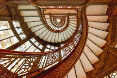 Rookery Building Lobby - Chicago Royalty Free Stock Photos