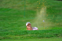 Rookie Alison Walshe LPGA Safeway Classic Stock Images