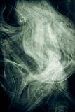 Rookwolk van rook royalty-vrije stock foto