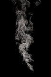Rookwolk van rook stock foto's