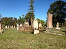 Rookwood Cemetery Royalty Free Stock Photos