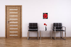Room. Render of room prepared in 3ds max 2008 and VRay Royalty Free Stock Images