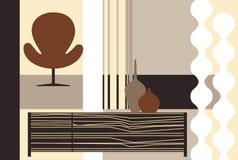 Room stock illustration
