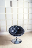 Room with armchair in modern style Royalty Free Stock Photography