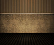 Room Background Sepia Texture Stock Photos