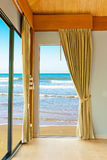 Room at beach on daylight Royalty Free Stock Images