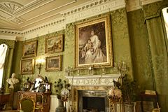 Room in a Beautiful Country House near Leeds West Yorkshire that is not a National Trust Property royalty free stock images