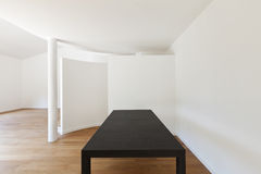room with black table Stock Photos