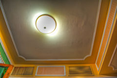 Room ceiling in hdr Stock Image