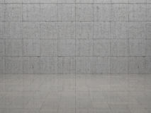 Room - Concrete and Slabs Stock Photo